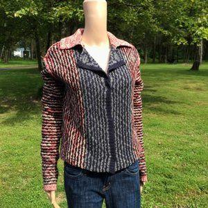 5/$25 Free People Wool Cardigan Sweater M